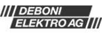 De Boni Elektro AG - Sponsor