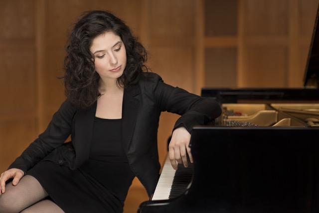 Klavierissimo - Alina Bercu