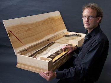 Klaviergeheimnisse: Hammerflügel - Clavichord - Pedalflügel, mit Clavichordkonzert