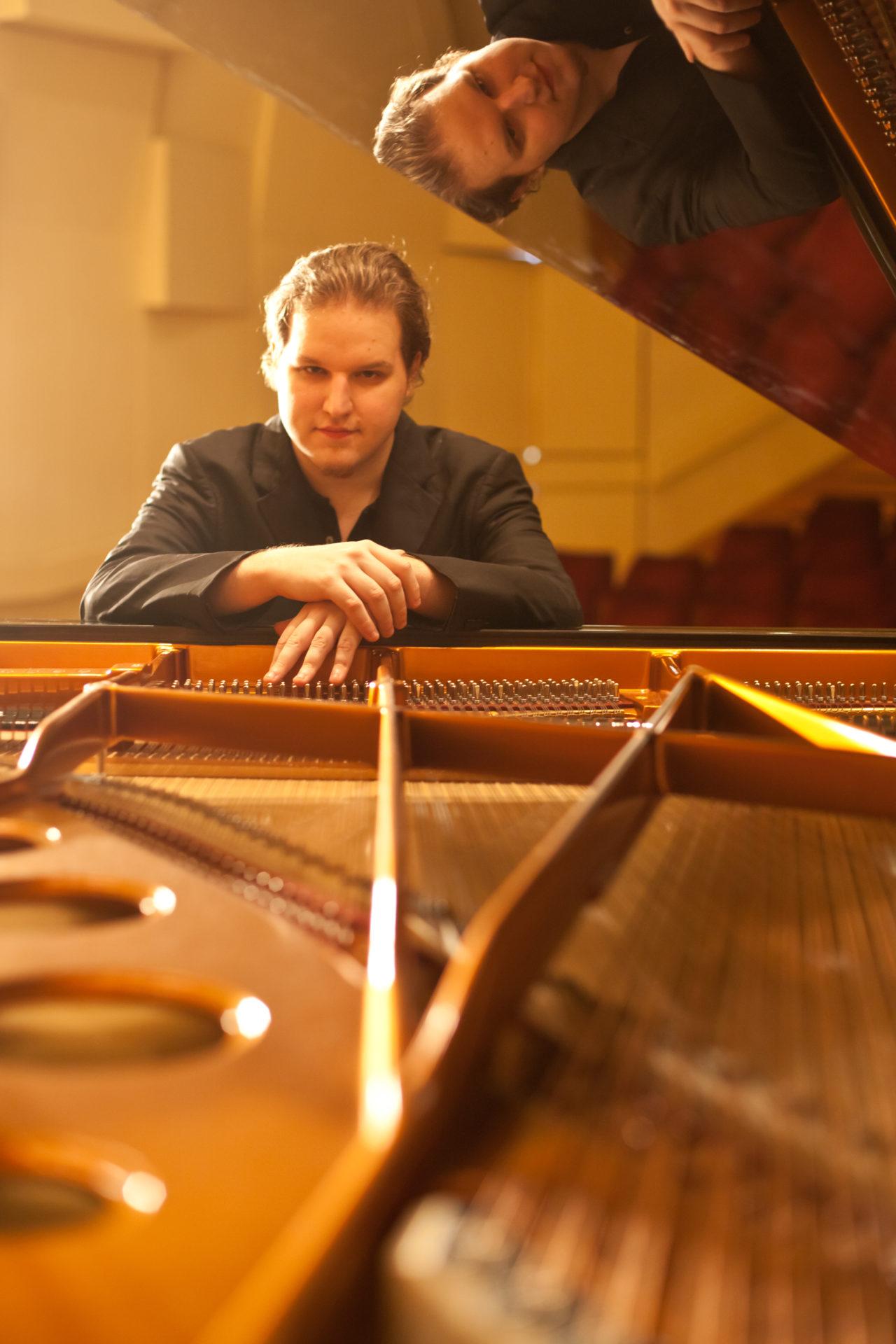 Klavierissimo: Lukáš Vondráček