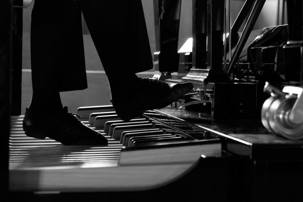 Klavierissimo: Roberto Prosseda, Pedalflügel