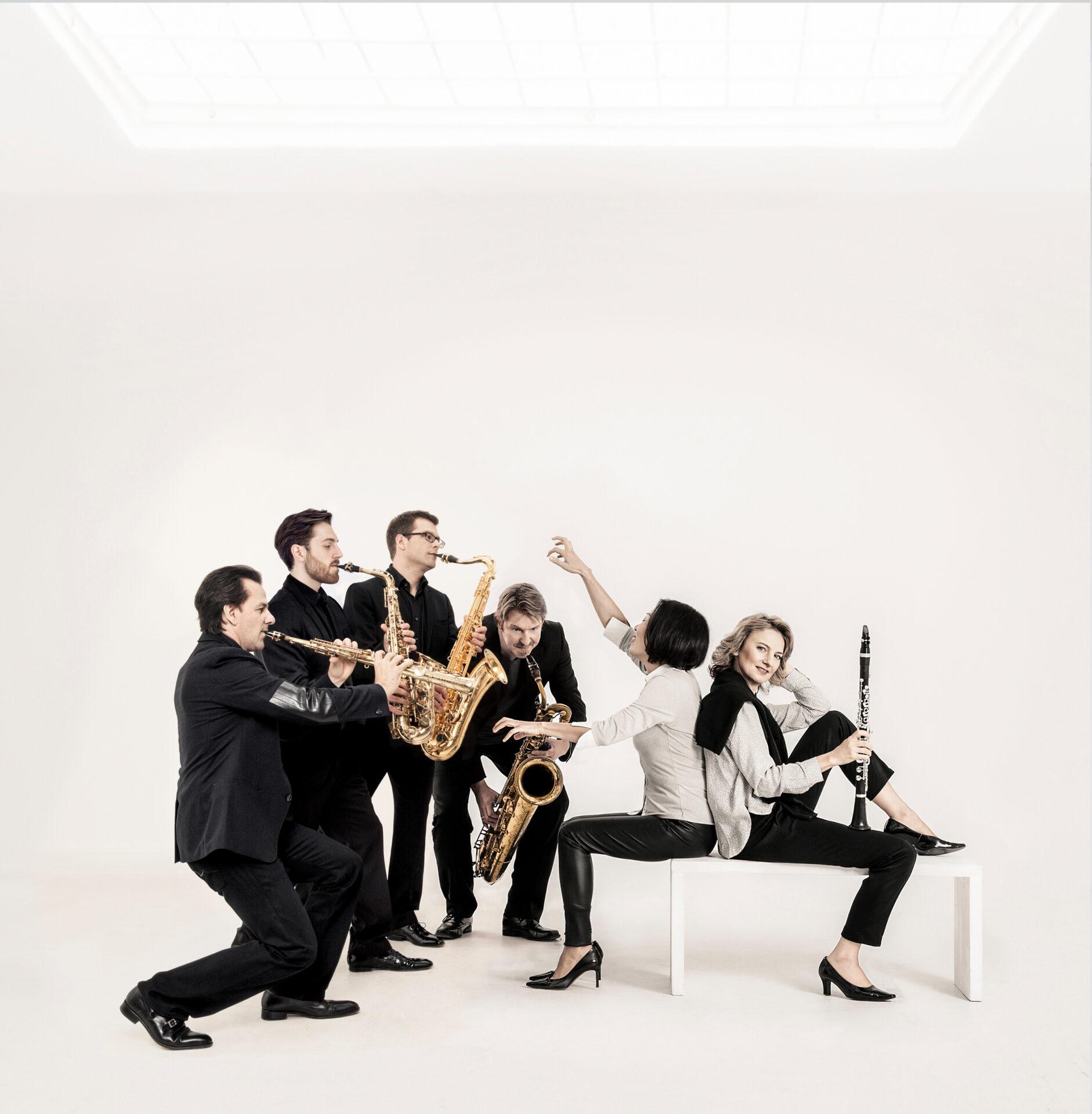 Sabine Meyer & Alliage Quintett