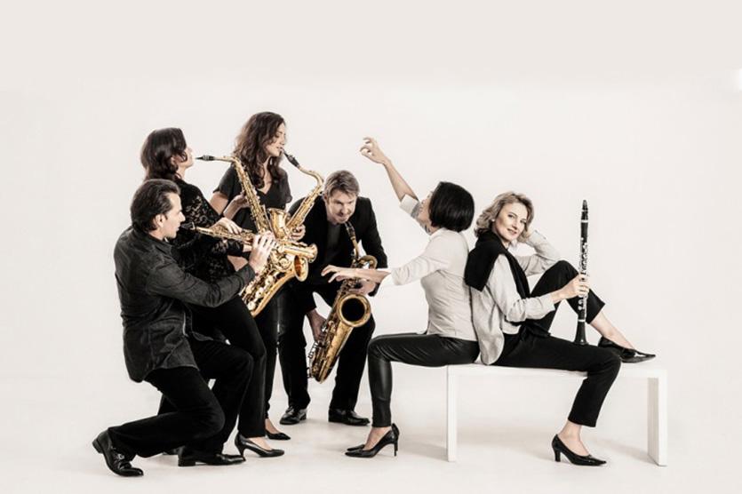 Sabine Meyer und Alliage Quintett «Fantasia»
