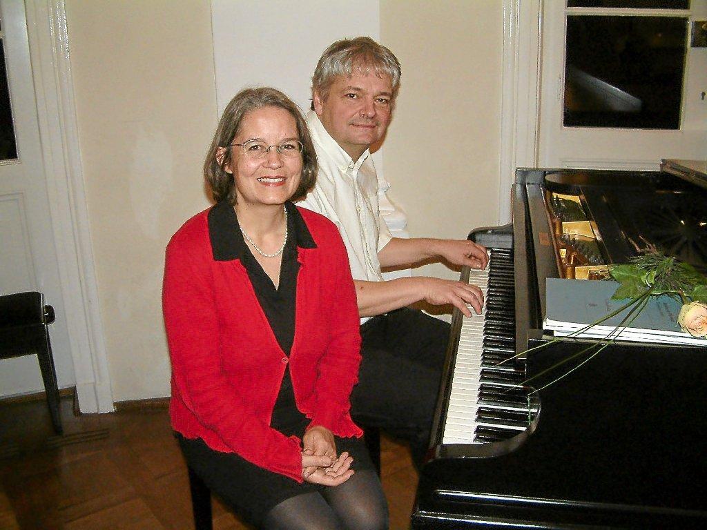 Klavierissimo im Sommer - Tomas Bächli, Sieglinde Geisel