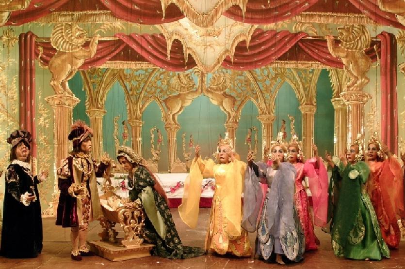 Händel: Giustino - Kleine Figuren, grosse Gefühle