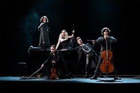 Mendelssohn reloaded - Songs in other words