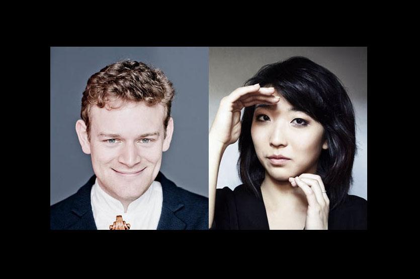 Sebastian Bohren und Claire Huangci