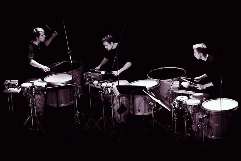 Colores Trio - das Schlagwerk in all seinen Facetten