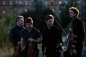 Akzent Streichquartett mit dem Vogler Quartett